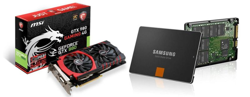 Graphics Card and SSD Hard Drive Replacement in Newton Abbot South Devon